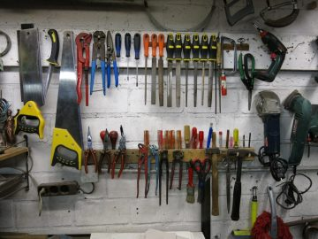 Attached, Workshop, Storage, Barn, and More